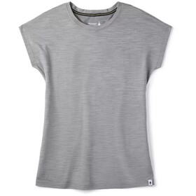 Smartwool Merino Sport 150 Camiseta Mujer, grey heather